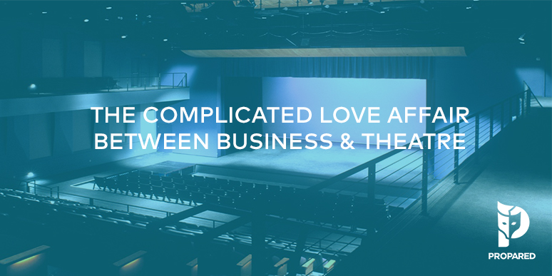 The Complicated Love Affair between Business and Theatre