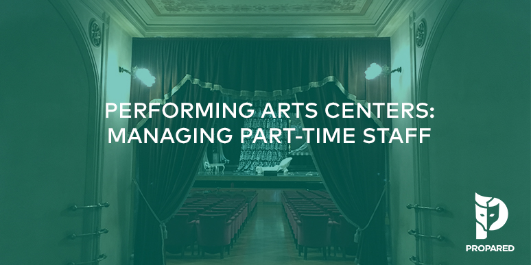 Performing Arts Centers: Managing Part-Time Staff