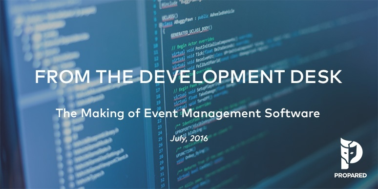 From the Dev. Desk: Communication and Integration for Event Managers