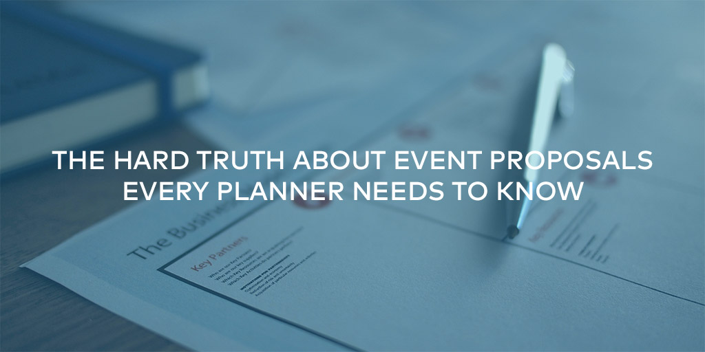 The Hard Truth About Event Proposals Every Planner Needs to Know