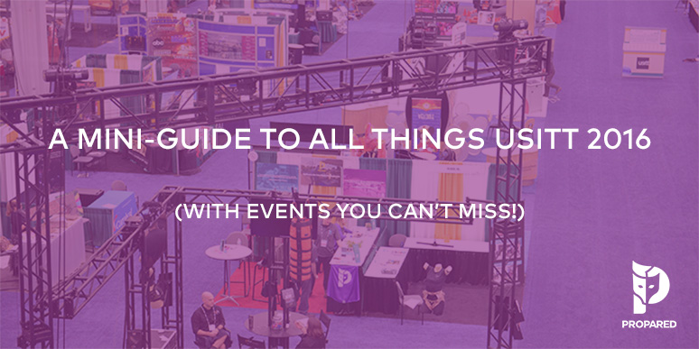 A Mini-Guide to All Things USITT 2016 (with Events You Can't Miss!)