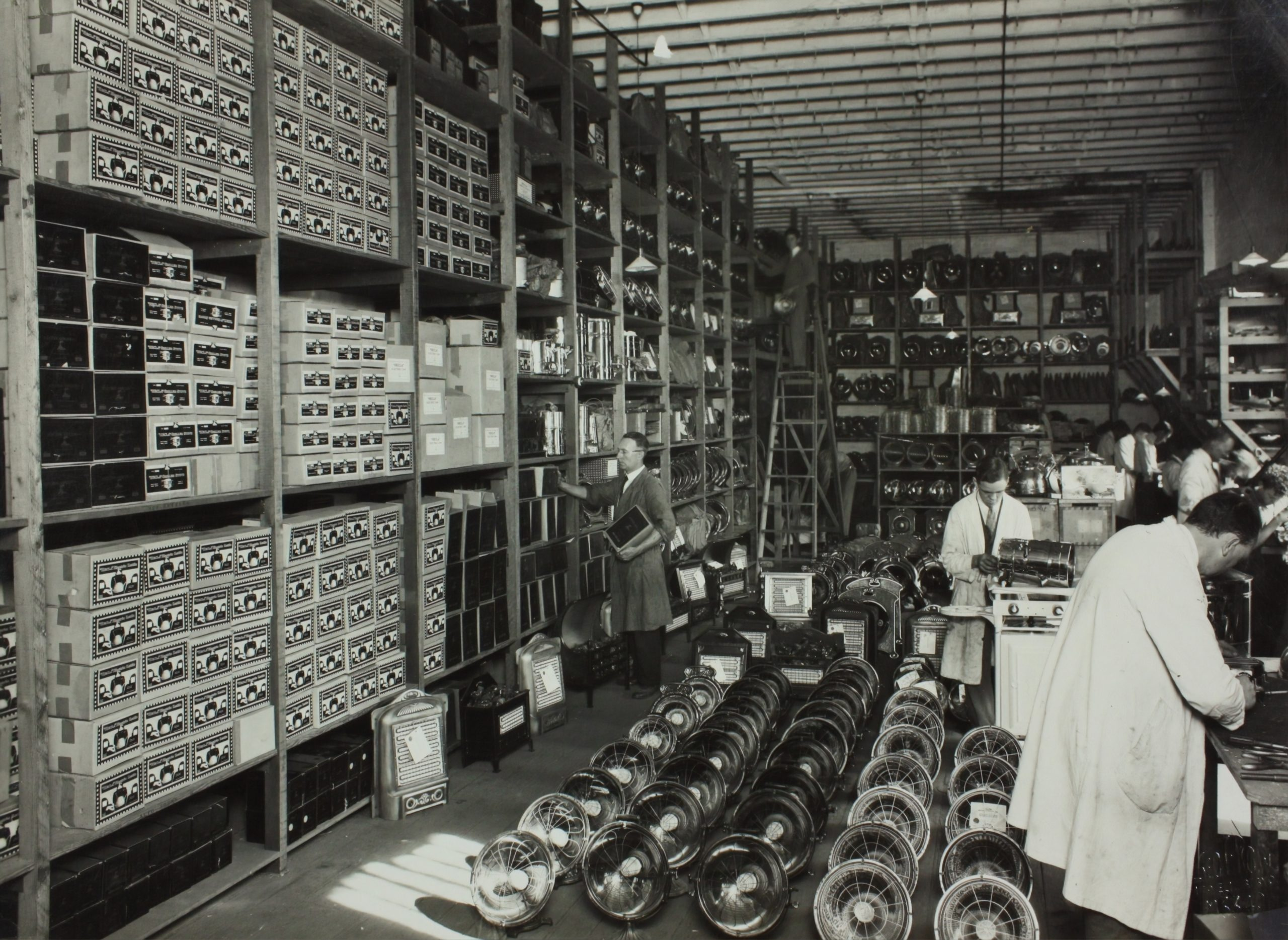 A Live Event Take on Inventory Management
